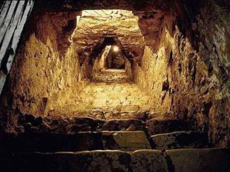 Подземный мир древних Майя