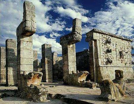 Загадка цивилизации Майя