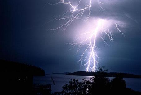 Мифы о молнии