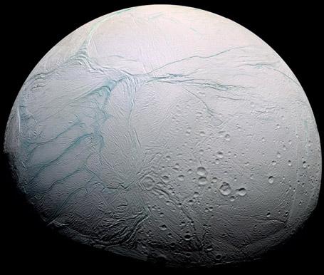 Спутник Энцелад