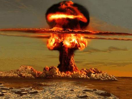 Ядерный взрыв в Мохенджо-Даро
