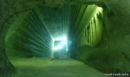 Древние тоннели