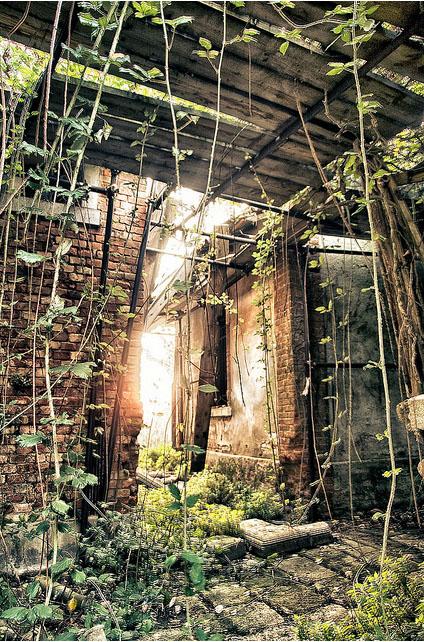 poveglia-заброшенный дом