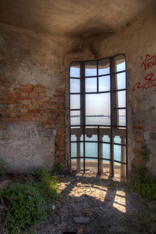 Повеглия - вид из смотрового окна